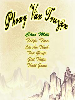 Việt Hóa - Phong Vân Truyện hay, đồ họa đẹp